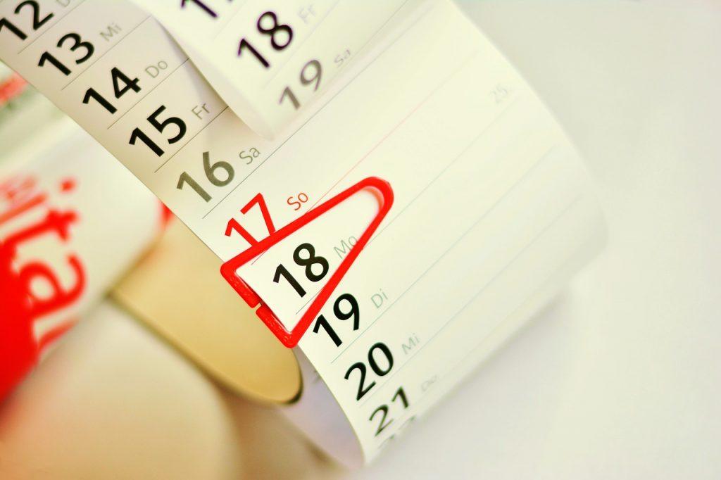 hsk test dates