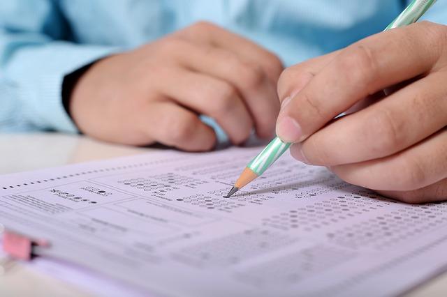 take HSK exam