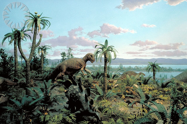 The Jurassic is very far from our era.