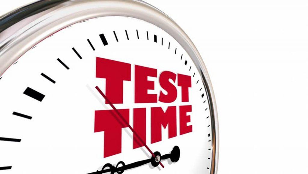 HSK 5 test time
