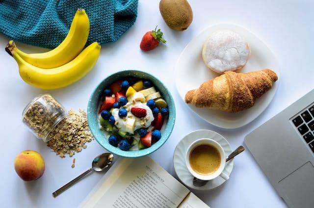 breakfast on HSK 3 day