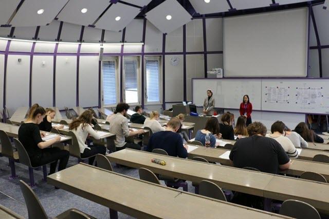 HSK exam centers Guangzhou