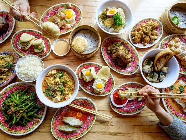 basic restaurant dining Chinese words phrases