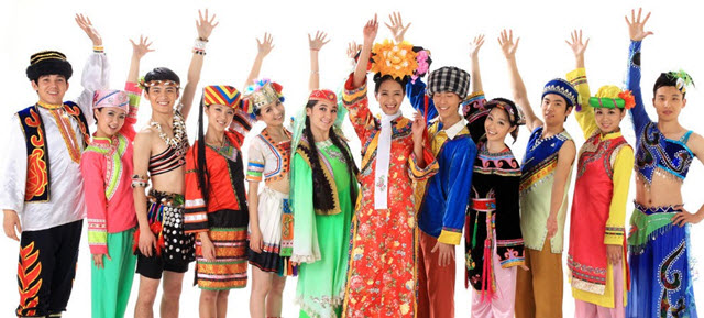 China ethnic groups