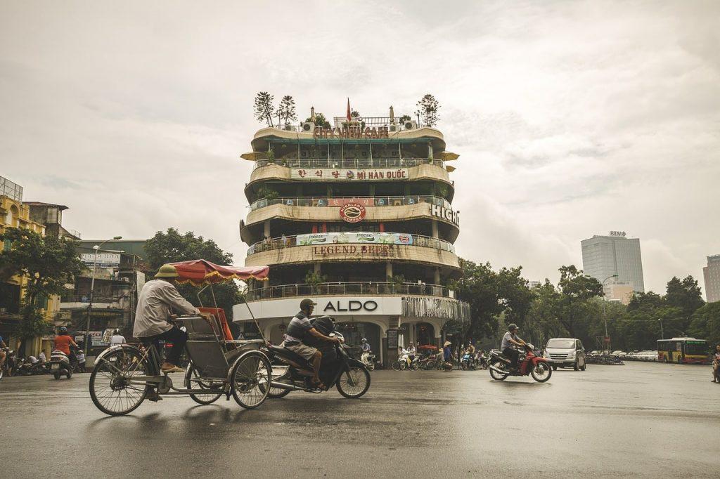 HSK test centers Vietnam