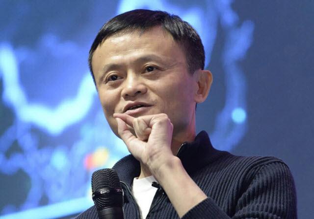 Jack Ma family name