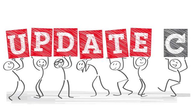 new HSK updates