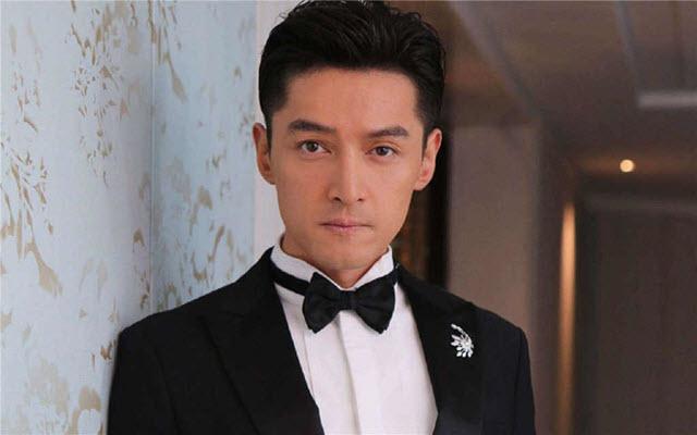 top Chinese actor Hu Ge