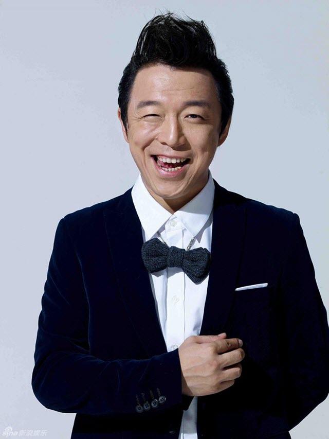 top Chinese actor Huang Bo
