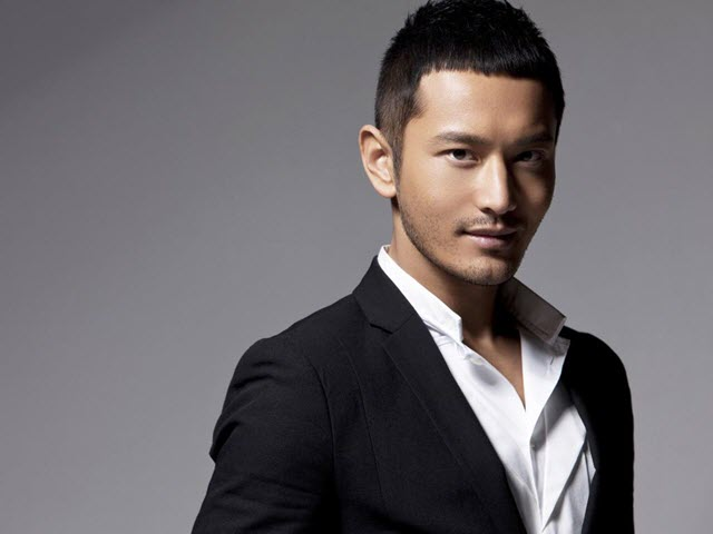 top Chinese actor Huang Xiaoming
