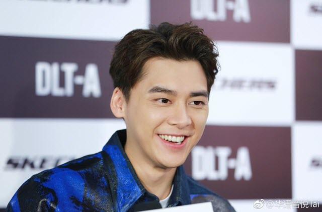 top Chinese actor Li Yifeng