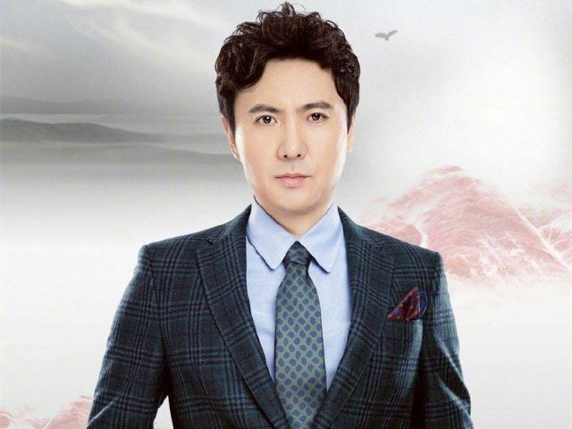 top Chinese actor Shen Teng