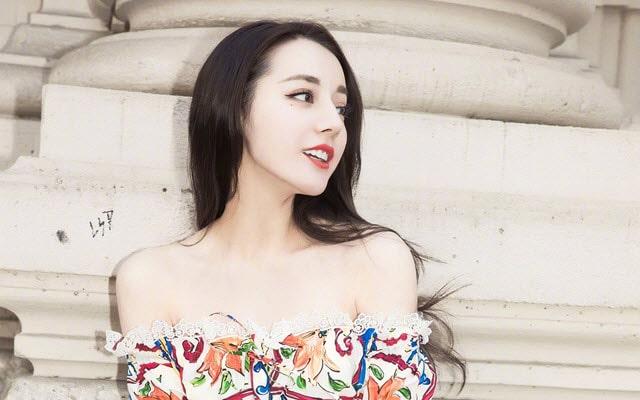 top Chinese actress Dilraba Dilmurat