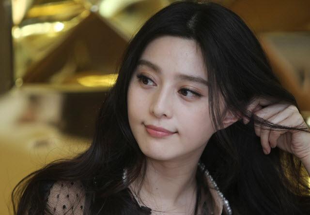 top Chinese actress Fan Bingbing