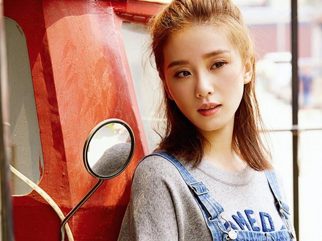top Chinese actress Liu Shishi