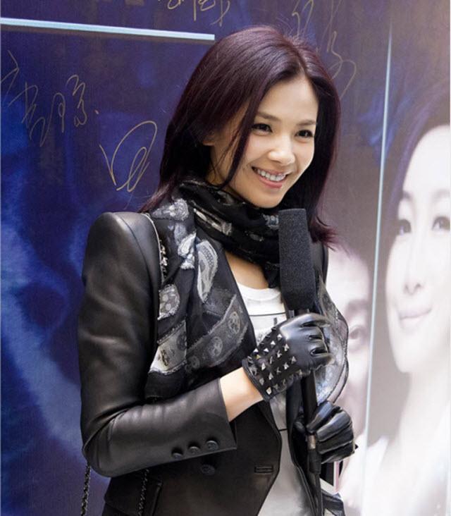 top Chinese actress Liu Tao