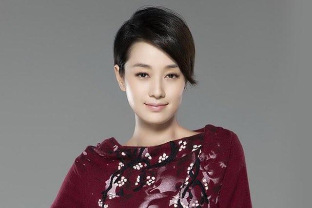 top Chinese actress Ma Yili