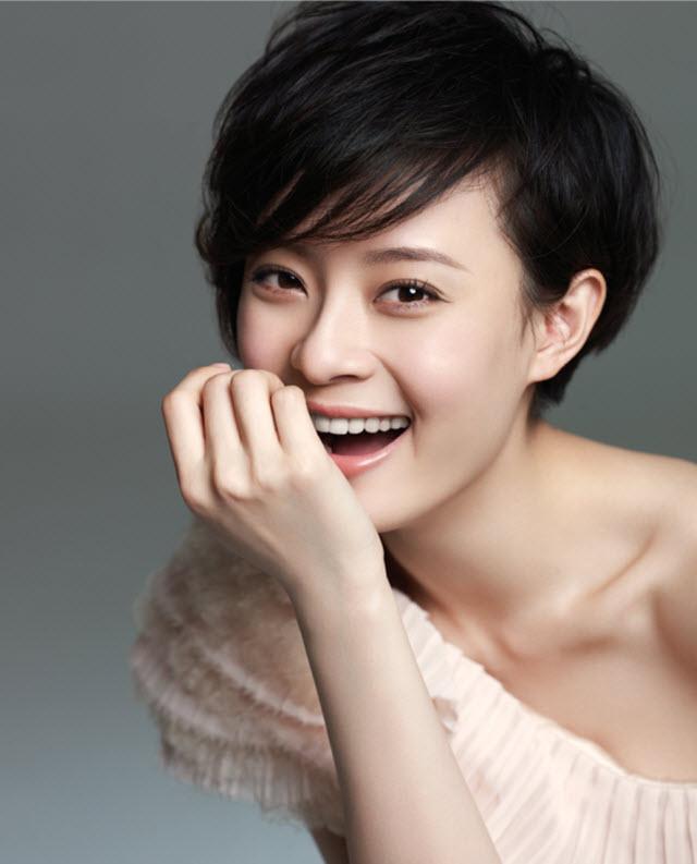 top Chinese actress Sun Li