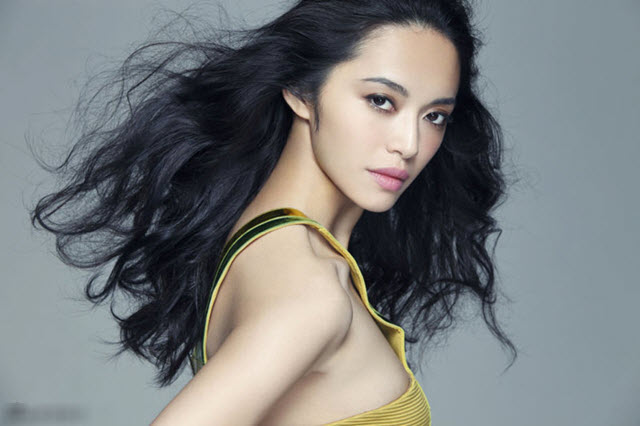 top Chinese actress Yao Chen