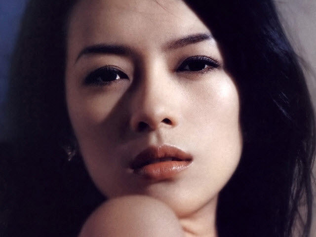 top Chinese actress Zhang Ziyi